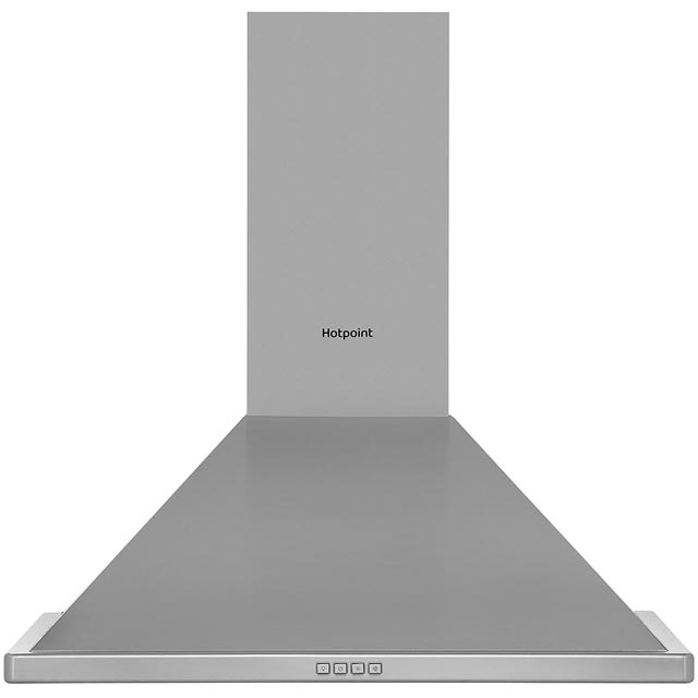 Hotpoint PHPN74FAMX 70 cm Chimney Cooker Hood - Stainless Steel - D Rated