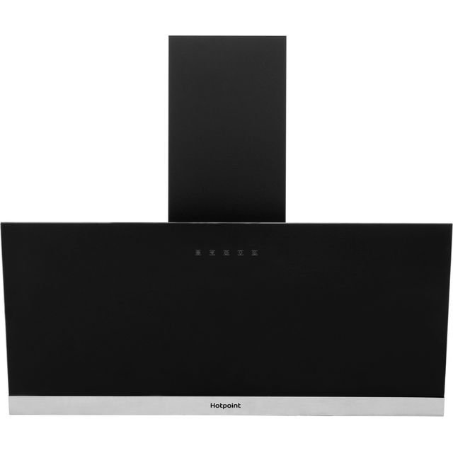 Hotpoint PHVP8.7FLTK Built In Chimney Cooker Hood - Black - PHVP8.7FLTK_BK - 1