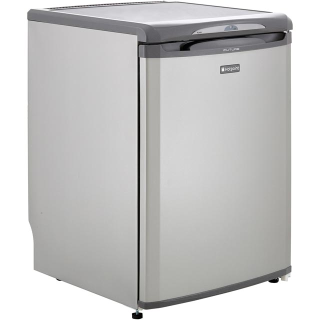 Hotpoint RLA36G.1 Fridge - Graphite - A+ Rated - RLA36G.1_GH - 1
