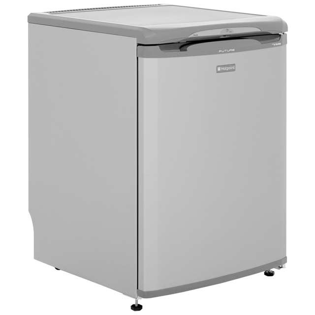 Hotpoint rla36g fridge graphite