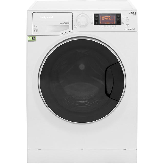 Hotpoint Ultima S-Line RPD1165DD/1 11Kg Washing Machine with 1600 rpm - White