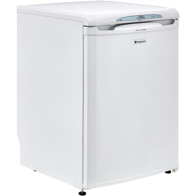 Hotpoint RZA36P.1 Under Counter Freezer - White - A+ Rated - RZA36P.1_WH - 1