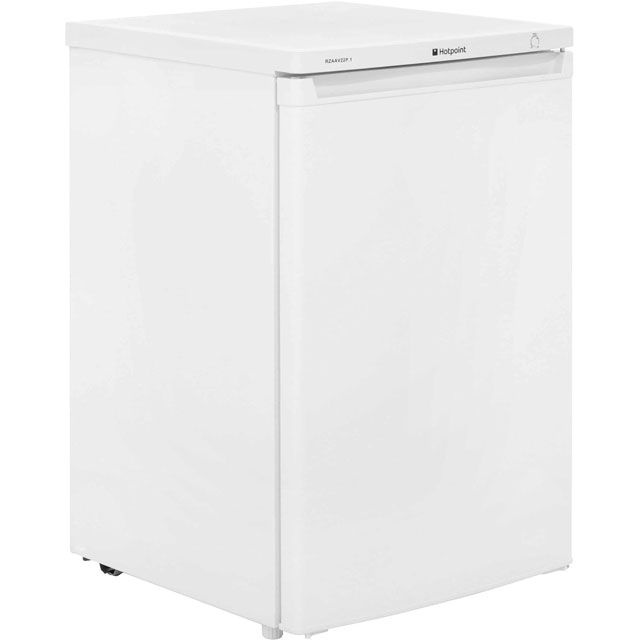 Hotpoint Future RZAAV22P.1 Under Counter Freezer - White - A+ Rated - RZAAV22P.1_WH - 1