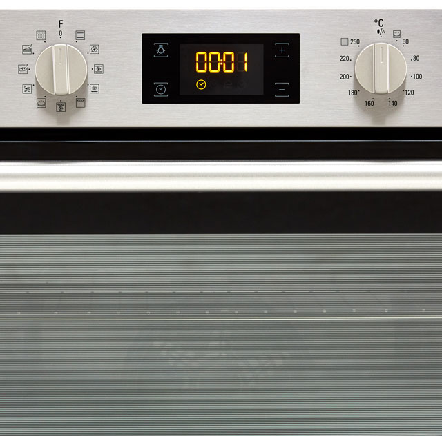 Hotpoint Class 2 SA2840PIX Built In Electric Single Oven - Stainless Steel - SA2840PIX_SS - 2