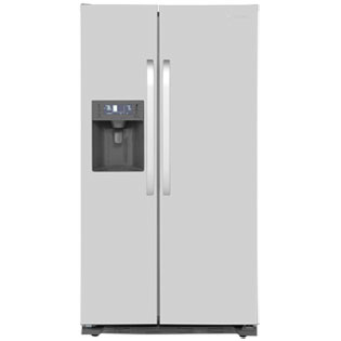 Hotpoint SXBD922FWD American Fridge Freezer - Stainless Steel