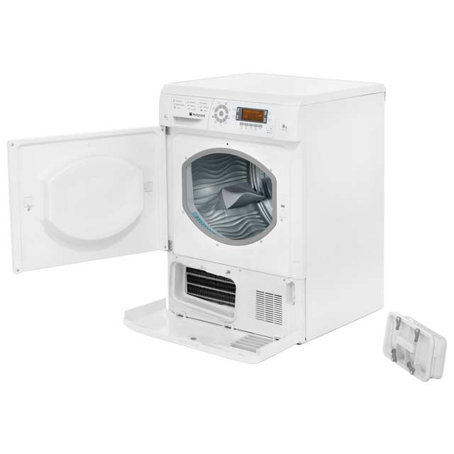 Hotpoint TDHP871RP 8Kg Heat Pump Tumble Dryer - White - A+ Rated - TDHP871RP_WH - 4