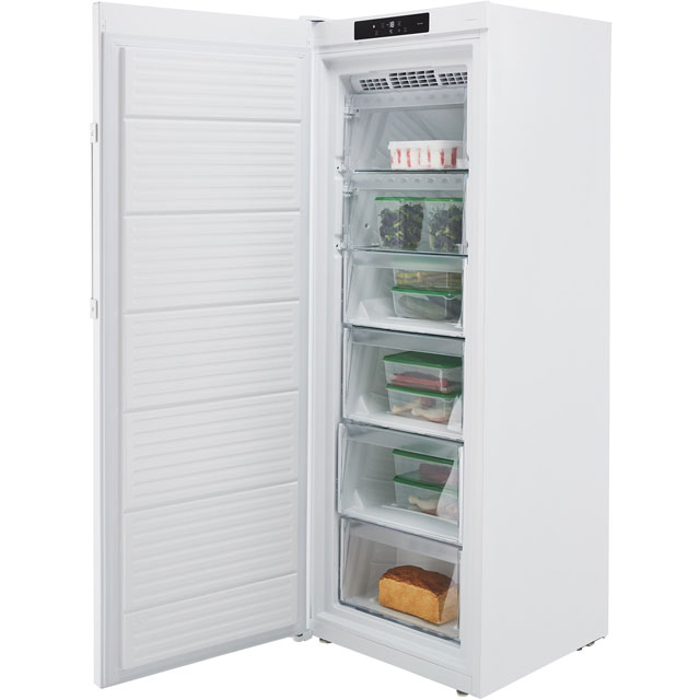 Hotpoint UH6F1CW.1 Frost Free Upright Freezer - White - A+ Rated - UH6F1CW.1_WH - 1