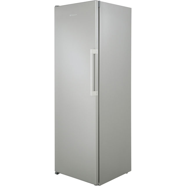 Hotpoint Frost Free Upright Freezer - Graphite - A+ Rated