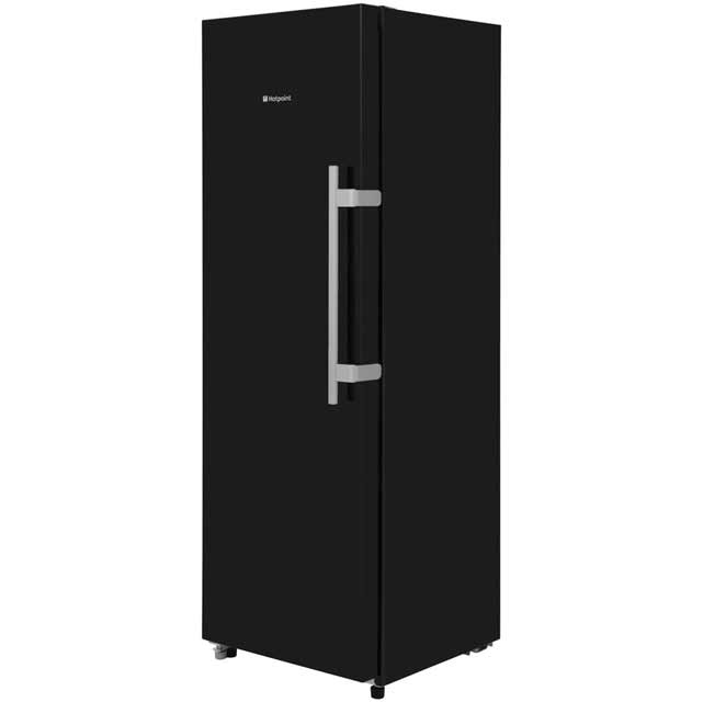 Hotpoint Frost Free Upright Freezer - Black - A++ Rated