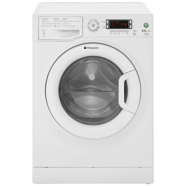 Hotpoint WDUD9640P 9Kg / 6Kg Washer Dryer with 1400 rpm - White