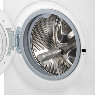 Hotpoint Aquarius WDXD8640P 8Kg / 6Kg Washer Dryer - White - WDXD8640P_WH - 5