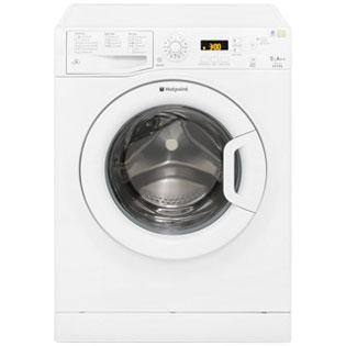 Hotpoint Extra WMXTF942P 9Kg Washing Machine with 1400 rpm - White - A++ Rated - WMXTF942P_WH - 1