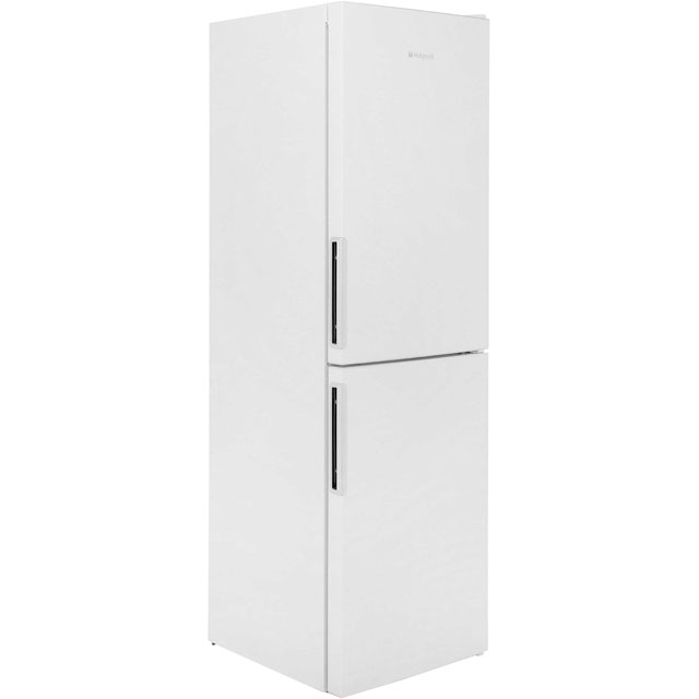 Hotpoint Day 1 XAO95T1IW.1 50/50 Frost Free Fridge Freezer - White - A+ Rated - XAO95T1IW.1_WH - 1