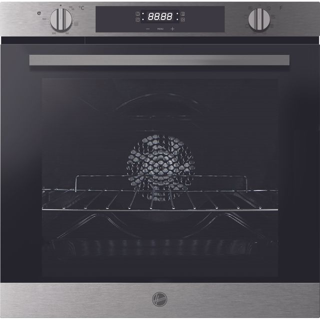 Hoover H-OVEN 300 HOXC3BF3058IN Built In Electric Single Oven - Stainless Steel - HOXC3BF3058IN_SS - 1