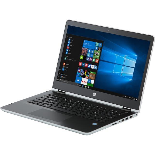 HP 1NZ83EA#ABU Laptop in Silver