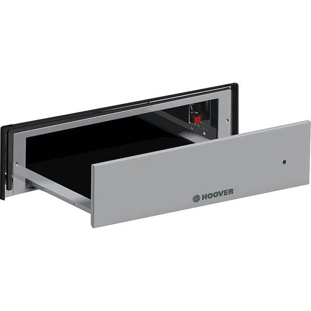Hoover HPWD140/1X Built In Warming Drawer - Stainless Steel
