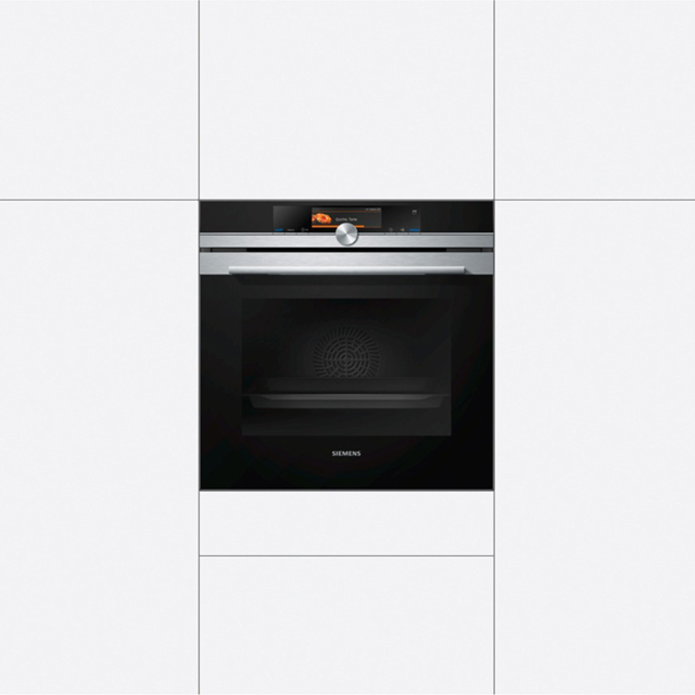 Siemens IQ-700 HR678GES6B Built In Electric Single Oven - Stainless Steel - HR678GES6B_SS - 5