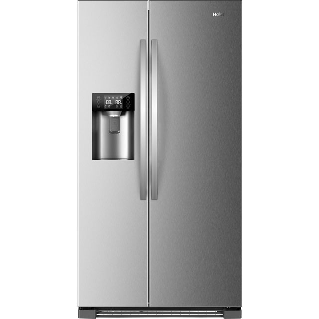 Haier HRF-630IM7 American Fridge Freezer - Stainless Steel Effect - A++ Rated