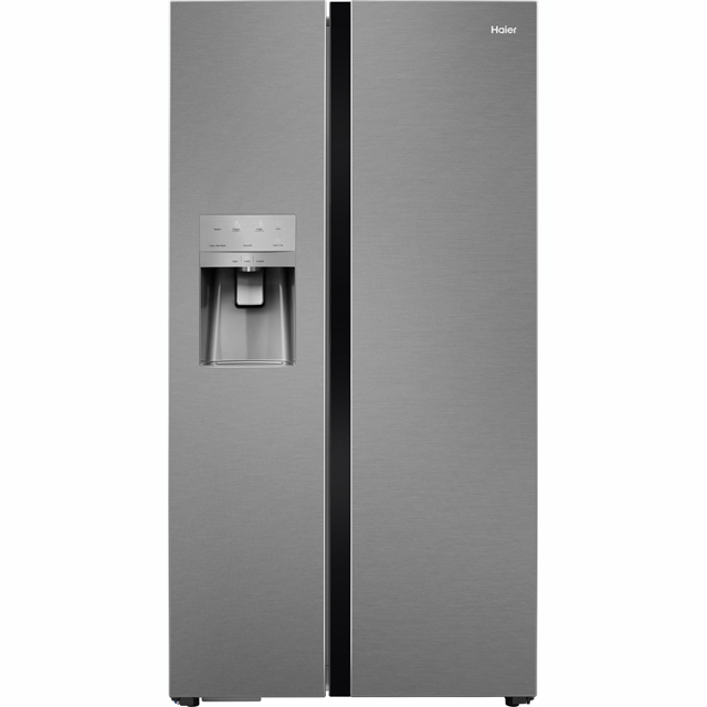 Haier HRF-636IM6 American Fridge Freezer - Stainless Steel - A+ Rated Best Price, Cheapest Prices