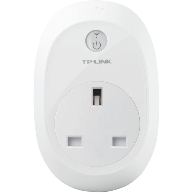 TP-Link WiFi Smart Plug with Energy Monitoring White - HS110 - HS110 - 1