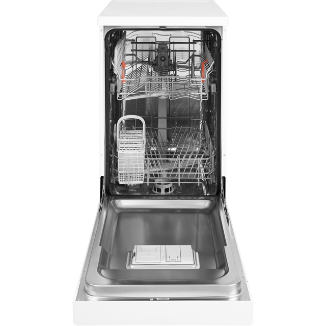 Hotpoint HSFE1B19UK Slimline Dishwasher - White - HSFE1B19UK_WH - 2