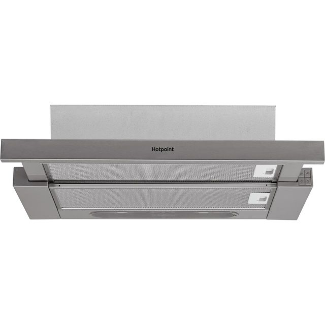 Hotpoint HSFX.1/1 60 cm Integrated Cooker Hood - Stainless Steel - HSFX.1/1_SS - 1