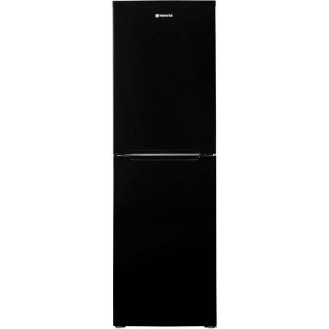 Hoover HSS5172BK 50/50 Fridge Freezer - Black - A+ Rated Best Price, Cheapest Prices