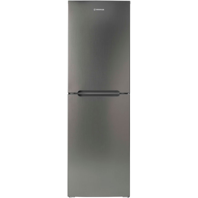 Hoover HSS5172XK 50/50 Fridge Freezer - Silver - A+ Rated Best Price, Cheapest Prices