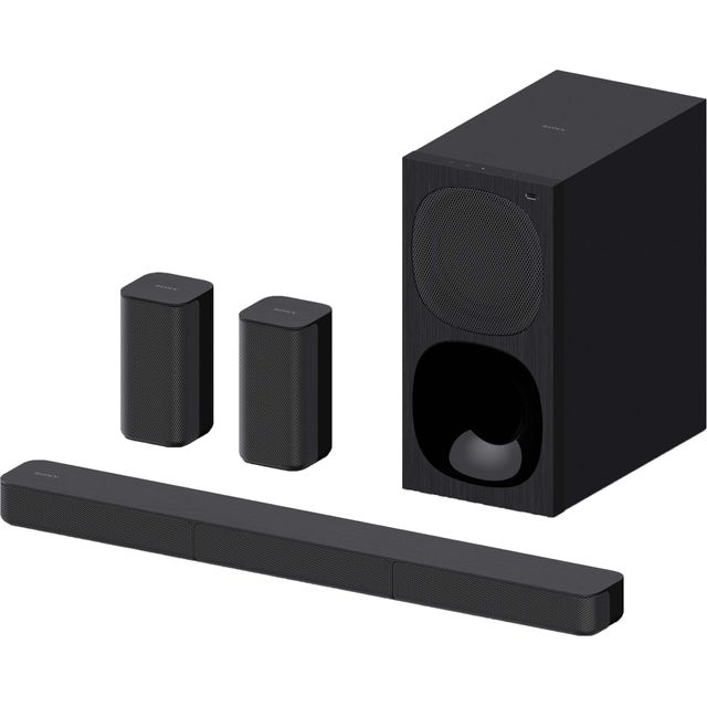 Sony HTS20R.CEK 5.1 Surround Home Cinema System - Black - HTS20R.CEK - 1