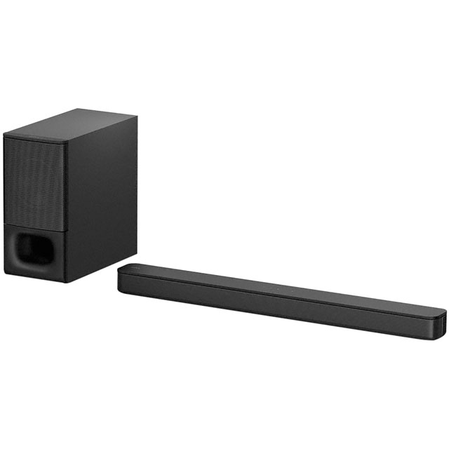 Sony HTSD35.CEK Bluetooth Soundbar with Wireless Subwoofer - Black - HTSD35.CEK - 1