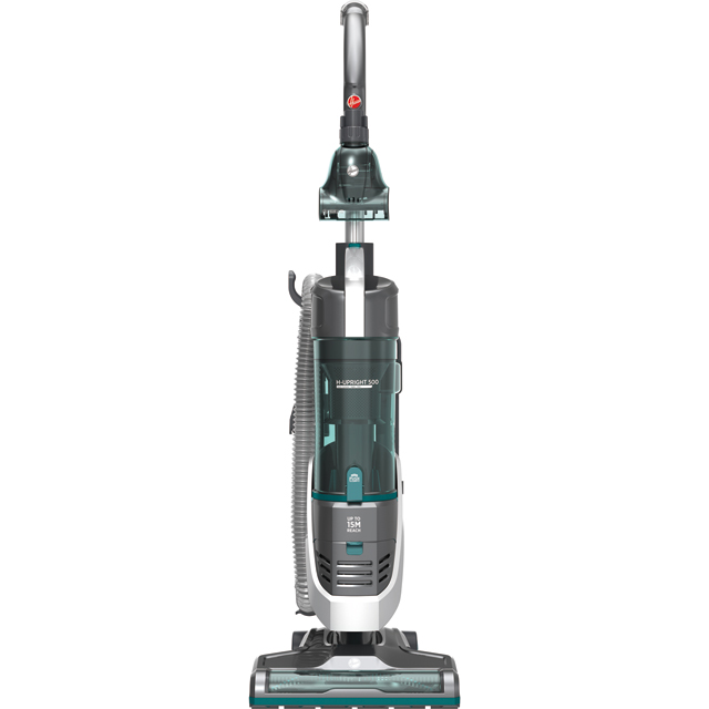 Hoover H-UPRIGHT 500 Pets HU500CPT Bagless Upright Vacuum Cleaner with Pet Hair Removal