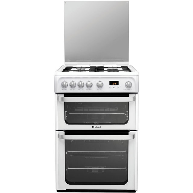 Hotpoint Ultima 60cm Gas Cooker - White