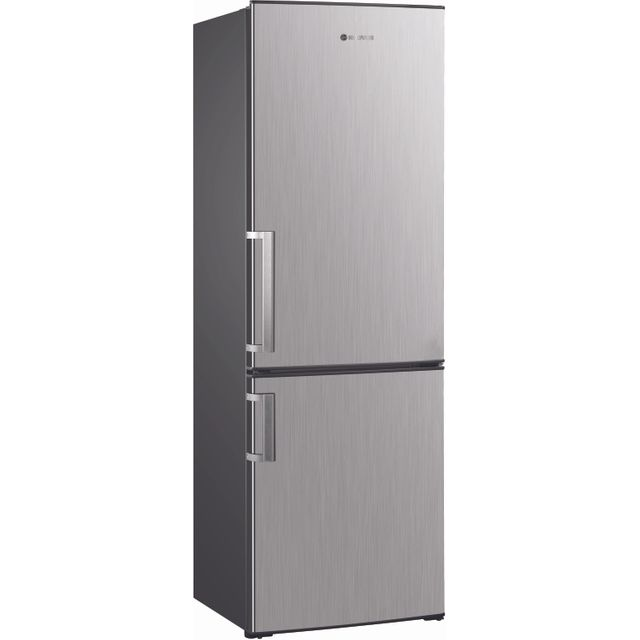 Hoover HVBF6182XFHK/1 Fridge Freezer - Stainless Steel - HVBF6182XFHK/1_SS - 1