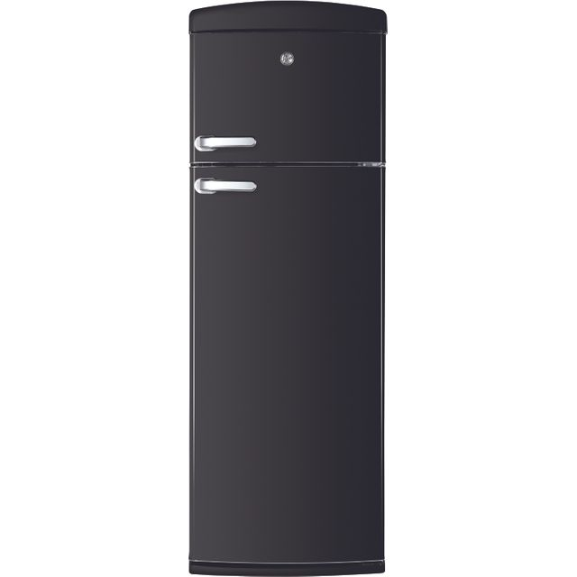 Hoover HVRDS6172CKH Fridge Freezer - Black - HVRDS6172CKH_BK - 1