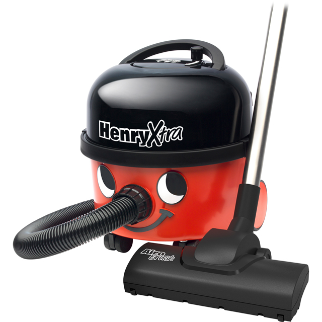 Numatic Henry Xtra Cylinder Vacuum Cleaner - A Rated