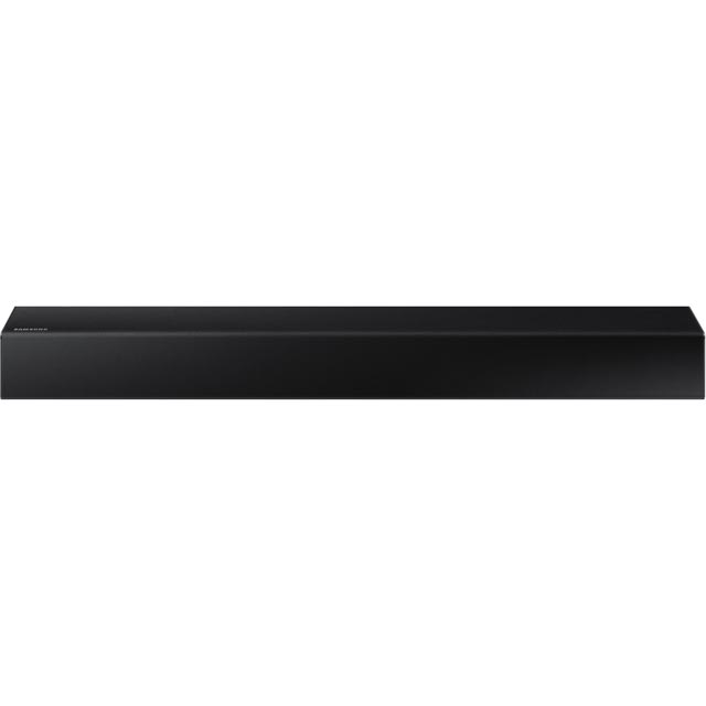Samsung HW-N300/XU Bluetooth Soundbar with Built-in Subwoofer - Black