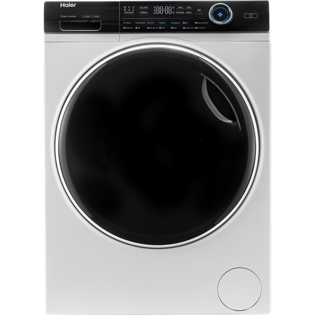 Haier HWD100-B14979 10Kg / 6Kg Washer Dryer with 1400 rpm - White - HWD100-B14979_WH - 1