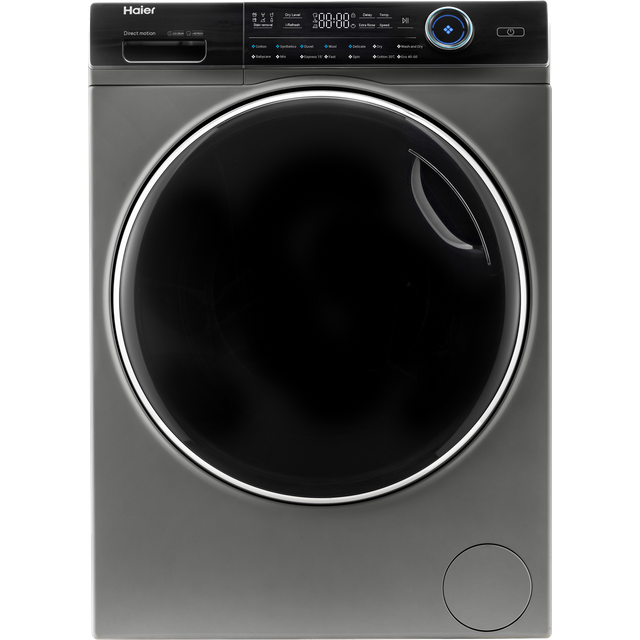 Haier HWD100-B14979S 10Kg / 6Kg Washer Dryer with 1400 rpm - Graphite - HWD100-B14979S_GH - 1