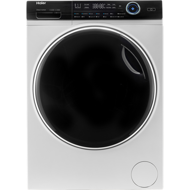 Haier HWD120-B14979 12Kg / 8Kg Washer Dryer with 1400 rpm - White - HWD120-B14979_WH - 1
