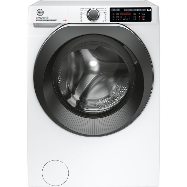Hoover H-WASH 500 HWD610AMBC/1 Wifi Connected 10Kg Washing Machine with 1600 rpm - White - A+++ Rate