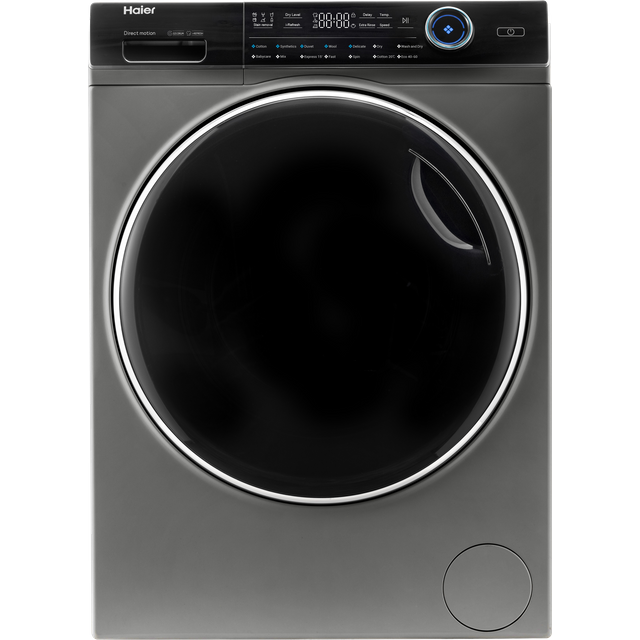 Haier HWD80-B14979S 8Kg / 5Kg Washer Dryer with 1400 rpm - Graphite - HWD80-B14979S_GH - 1