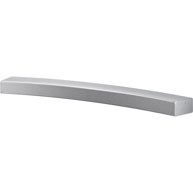 Samsung Sound+ HW-MS6501 Smart Bluetooth Curved Soundbar - Silver - HW-MS6501 - 1