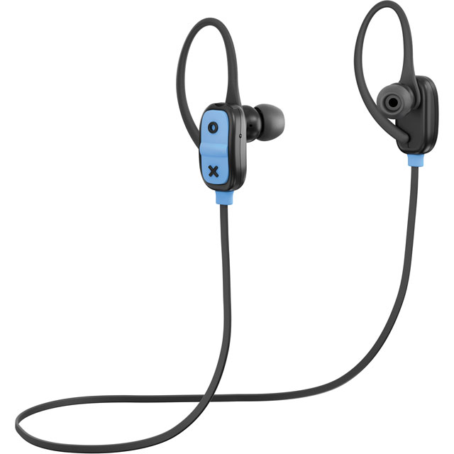JAM Live Large In-ear Water Resistant Wireless Sports Headphones - Black - HX-EP303BK - 1