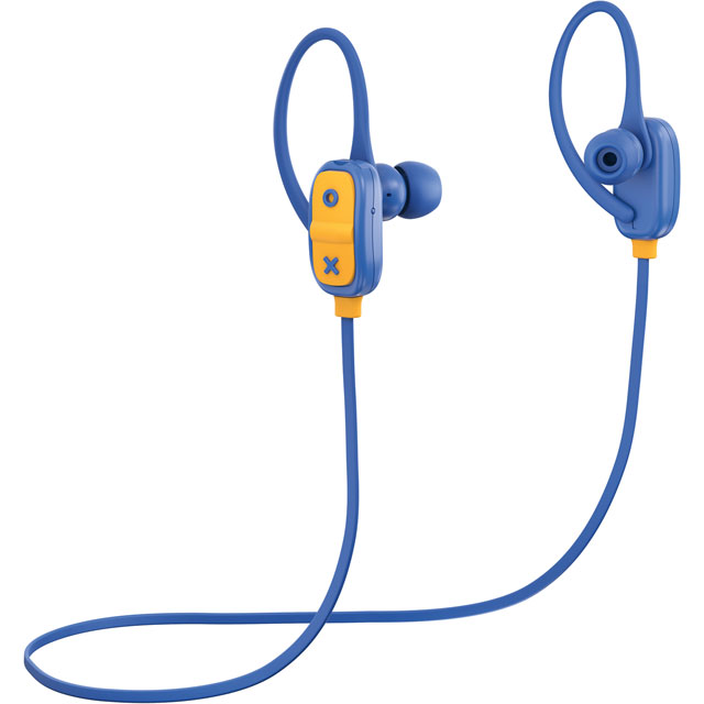 JAM Live Large In-ear Water Resistant Wireless Sports Headphones - Blue - HX-EP303BL - 1