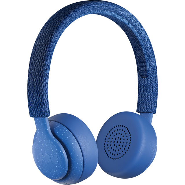 JAM Been There On-ear Wireless Sports Headphones - Blue