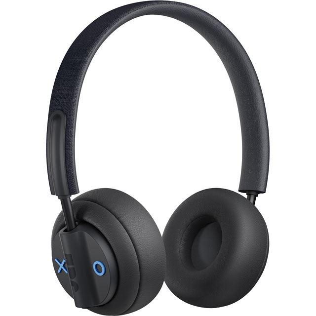 JAM HX-HP303BK Headphones in Black