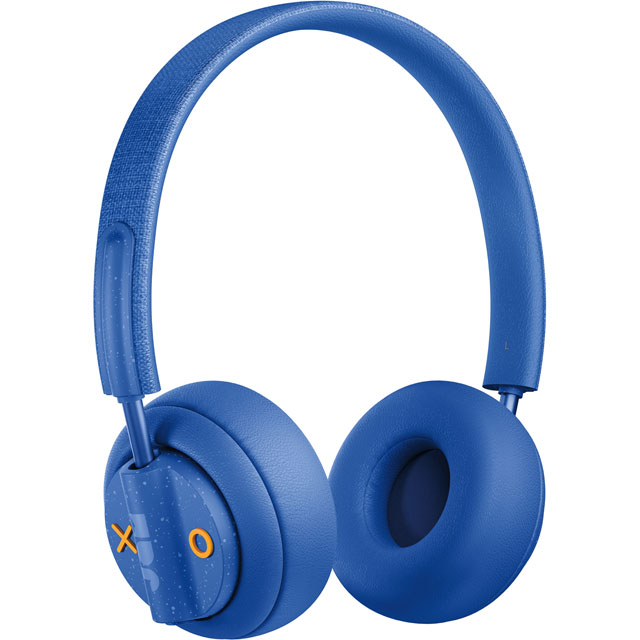 JAM Out There On-ear Wireless Sports Headphones - Blue