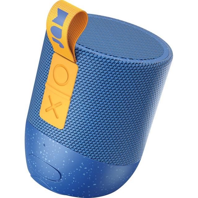 JAM Double Chill Portable Wireless Speaker - Blue - HX-P404BL - 1