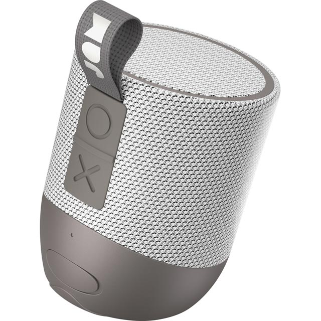 JAM Double Chill Portable Wireless Speaker - Grey - HX-P404GY - 1