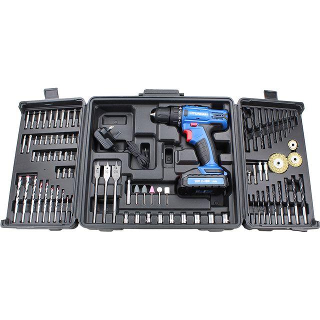 Hyundai HY2175 18 Volts Combi Drill